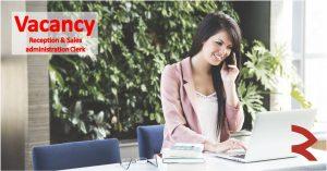 reception-and-sales-admin-clerk-vacancy